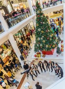 Part-Dieu – Noël 2015