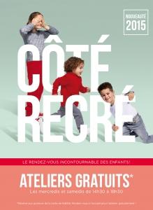COTE SEINE – Garderie enfants 2014