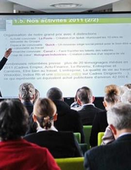 Trophées annuels 2012