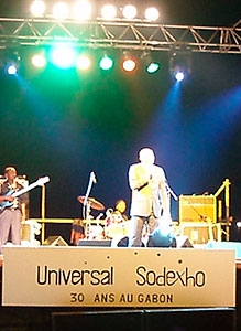 10 ans de collaboration Sodexo & Shell au Gabon